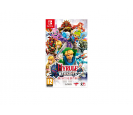 Nintendo Hyrule Warriors Definitive Edition (045496421816)