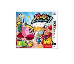 Nintendo Kirby Battle Royale (045496476861 )