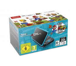 Nintendo New Nintendo 2DS XL + Super Mario 3D Land (DLC) (045496504731)