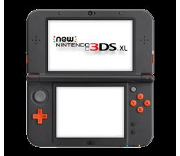 Nintendo New Nintendo 3DS XL Orange + Black (NI3H97113)