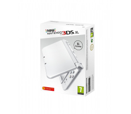 Nintendo New Nintendo 3DS XL Pearl White (NI3H97114)