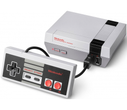Nintendo NINTENDO CLASSIC MINI: NES + 30 GIER (NICH010)