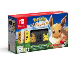Nintendo Nintendo Switch+Pokémon:Let's Go Evee+Poké Ball (NSH040)