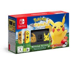 Nintendo Nintendo Switch+Pokémon:Let's Go Pikachu+Poké Ball (NSH045)