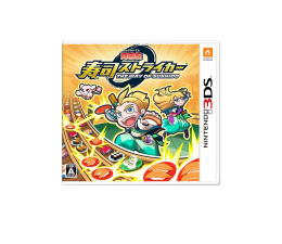 Nintendo Sushi Striker: The Way of Sushido (045496477219)