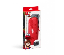 Nintendo Switch Carrying Case & Screen Mario Odyssey (045496430801 )