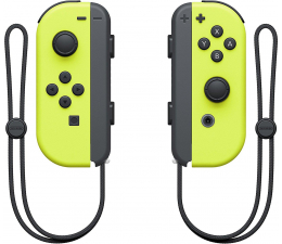 Nintendo Switch Joy-Con Controller - Neon Yellow (pair) (045496430726)