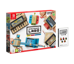 Nintendo SWITCH Labo Variety Kit (045496421564)