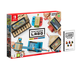 Nintendo SWITCH Nintendo Labo Variety Kit (045496421564)