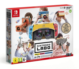 Nintendo SWITCH Nintendo Labo VR Kit (045496422585)