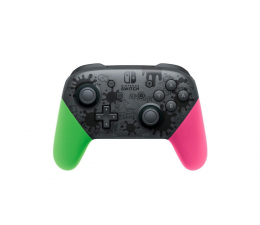Nintendo Switch Pro Controller Splatoon 2 (045496430788 )