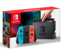 Nintendo Switch Red-Blue Joy-Con  (NSH005)