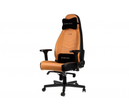 noblechairs ICON Gaming Skórzany (NBL-ICN-RL-CBK)