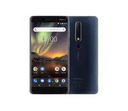 Nokia 6.1 Dual SIM granatowo-złoty (NOKIA 6.1 TA-1043 DS 4/64 CEE PL B BLUE)