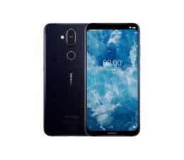 Nokia 8.1 Dual SIM Granatowy (NOKIA 8.1 TA-1119 DS 4/64 CEE PL B BLUE)