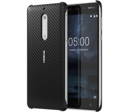 Nokia Carbon Fibre Design Case do Nokia 5 Onyx Black (CC-803 Onyx Black)