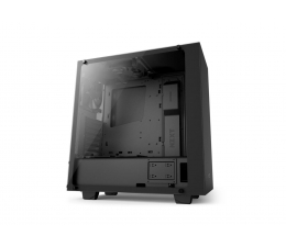 NZXT S340 Elite matowa czarna (CA-S340W-B3)