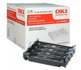 OKI 44968301 color (20000 str. CMY/30000 str. black) (C511dn/MC362dn/MC562dnw)