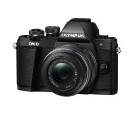 Olympus E-M10 Mark II czarny + EZ-M 14-42 EZ (V207051BE000)