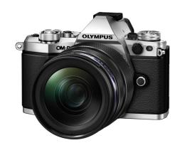 Olympus OM-D E-M5 MK II srebrny 12-40 EZ PRO  (V207041SE000)