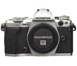 Olympus OM-D E-M5 MK II srebrny (V207040SE000)