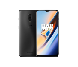 OnePlus 6T 8/128GB Dual SIM Midnight Black (5011100514 (A6013))