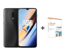 OnePlus 6T 8/128GB Dual SIM Midnight Black + Office 365 (5011100514 / 5011100518 (A6013) + QQ2-00735)