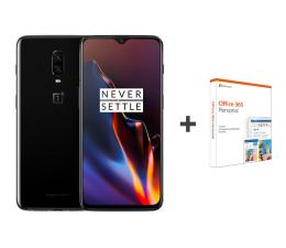 OnePlus 6T 8/128GB Dual SIM Mirror Black + Office 365 (5011100513 / 5011100517 (A6013) + QQ2-00735)
