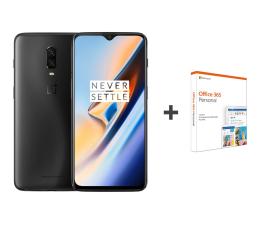 OnePlus 6T 8/256GB Dual SIM Midnight Black + Office 365  (5011100515 / 5011100569 (A6013) + QQ2-00735)