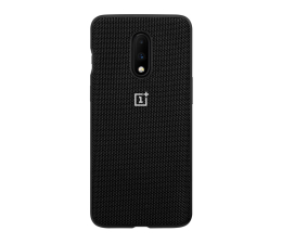 OnePlus Nylon Bumper Case do OnePlus 7 czarny  (5431100088)