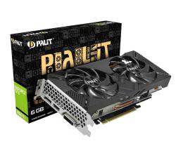 Palit GeForce GTX 1660 Ti Dual OC 6GB GDDR6 (NE6166TS18J9-1160A)