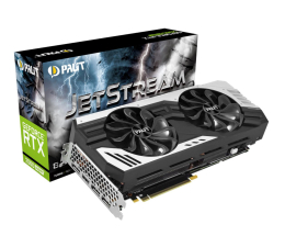 Palit GeForce RTX 2060 SUPER JetStream 8GB GDDR6 (NE6206ST19P2-1061J)
