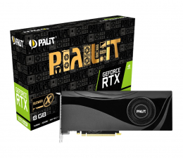 Palit GeForce RTX 2070 SUPER X 8GB GDDR6 (NE6207S019P2-180F)