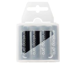 Panasonic Eneloop Pro R6/AA 2500 mAh (4 szt.) Box  (BK-3HCDE-BOX)