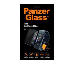 PanzerGlass Szkło Curved Edges do Apple Watch 4 44mm Black (2014 / 5711724020148)