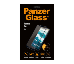 PanzerGlass Szkło Edge do Motorola One Black (5711724065163 / 6516)