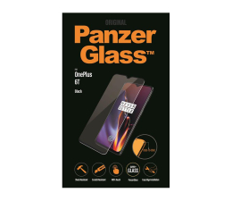 PanzerGlass Szkło Edge do OnePlus 6T Black  (5711724070075 / 7007)
