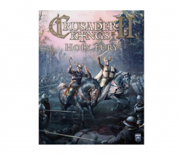 Paradox Development Studio Crusader Kings II - Holy Fury DLC ESD Steam (1857e9cd-4233-429c-8d0a-f824090b843b)