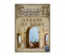Paradox Development Studio Crusader Kings II - Legacy of Rome DLC ESD Steam (e89bc919-e67c-4713-a567-c06c46fa6c1d)