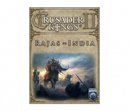 Paradox Development Studio Crusader Kings II - Rajas of India DLC ESD Steam (258e7efd-3a1a-4a25-bd95-e50bccdc3300)