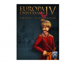 Paradox Development Studio Europa Universalis IV - Cradle of Civilization ESD (996917fe-23d7-46f7-b34a-33cef71b1e55)