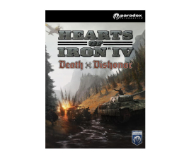 Paradox Development Studio Hearts of Iron IV: Death or Dishonor ESD Steam (46bd3cf1-bcff-4687-9f17-9f7208bbc692)