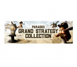 Paradox Development Studio Paradox Grand Strategy Collection ESD Steam (53d6abea-e9e3-470d-b5d5-31a523fd60e0)