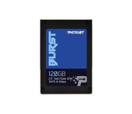 Patriot 120GB 2,5'' BURST SATA SSD  (PBU120GS25SSDR)