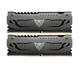 Patriot 16GB 4400MHz Viper Steel CL19 (2x8GB) (PVS416G440C9K)