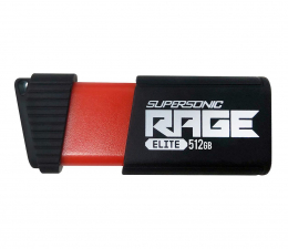 Patriot 512GB Rage Elite 400/300MB/s (odczyt/zapis) (PEF512GSRE3USB)