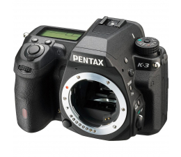 Pentax K-3 body czarny