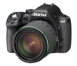 Pentax K-50 Black + DA 18-135WR (10915)