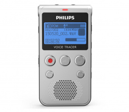 Philips Dyktafon DVT1300 4GB