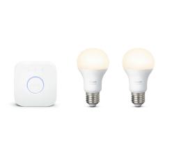 Philips Lighting Hue White starter (2x E27/800lm)  (8718696449554)